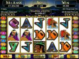 gioco slot machine Aztec's Treasure RealTimeGaming