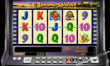 gioco slot machine Banana splash Novomatic