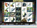 gioco slot machine Batman CryptoLogic