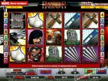 gioco slot machine Blade CryptoLogic
