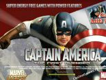 gioco slot machine Captain America Playtech