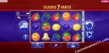 gioco slot machine Classic7Fruits MrSlotty