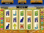 gioco slot machine Cleopatra's Gold RealTimeGaming