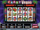 gioco slot machine Crazy Vegas RealTimeGaming