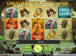 gioco slot machine Creature from the Black Lagoon NetEnt