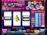 gioco slot machine Easy Times iSoftBet