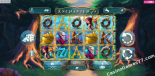 gioco slot machine Enchanted 7s MrSlotty