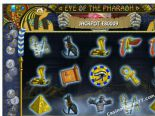 gioco slot machine Eye of the Pharaoh Omega Gaming