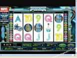 gioco slot machine Fantastic Four CryptoLogic