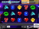 gioco slot machine Gem Drop Play'nGo