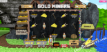 gioco slot machine Gold Miners MrSlotty