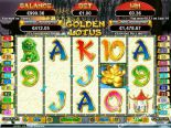 gioco slot machine Golden Lotus RealTimeGaming