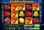 gioco slot machine Golden Sevens Novoline