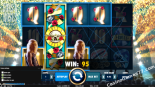 gioco slot machine Guns'n'Roses NetEnt