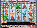 gioco slot machine Happy Holidays iSoftBet