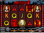 gioco slot machine Hellboy Microgaming