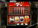 gioco slot machine Hot 7's GamesOS