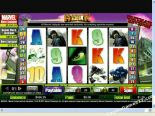 gioco slot machine Hulk-Ultimate Revenge CryptoLogic