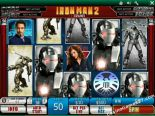 gioco slot machine Iron Man 2 Playtech