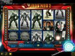 gioco slot machine Iron Man GamesOS