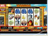 gioco slot machine Iron Man CryptoLogic