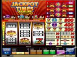 gioco slot machine Jackpot Times VIP iSoftBet