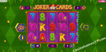 gioco slot machine Joker Cards MrSlotty