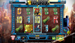 gioco slot machine Judge Dredd NextGen