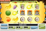 gioco slot machine Jungle Fruits OMI Gaming