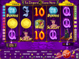 gioco slot machine La Zingara Wirex Games