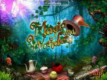 gioco slot machine Magic And Wonders SkillOnNet