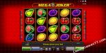 gioco slot machine Mega Joker Novomatic