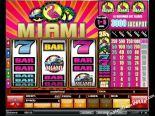 gioco slot machine Miami iSoftBet