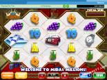 gioco slot machine Midas Millions Ash Gaming
