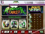 gioco slot machine Monster Carlo OpenBet