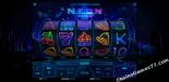 gioco slot machine Neon Reels iSoftBet