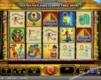 gioco slot machine Pharaoh's Fortune IGT Interactive