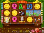 gioco slot machine Pinocchio Wirex Games