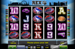 gioco slot machine Rex Greentube