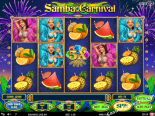 gioco slot machine Samba Carnival Play'nGo
