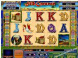 gioco slot machine Silk Caravan NuWorks