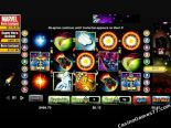 gioco slot machine Silver Surfer CryptoLogic