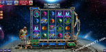 gioco slot machine Space Robbers GamesOS
