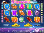gioco slot machine Spaceship Wirex Games