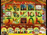 gioco slot machine Spicy Chillies iSoftBet