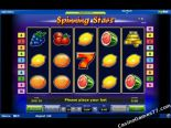 gioco slot machine Spinning Stars Novomatic