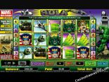 gioco slot machine The Hulk CryptoLogic