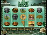 gioco slot machine The Lost Incas iSoftBet