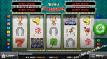 gioco slot machine Tivoli Bonanza Play'nGo