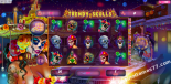 gioco slot machine Trendy Skulls MrSlotty